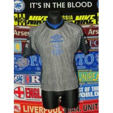 5/5 Everton size Y youth rare retro football shirt jersey trikot soccer