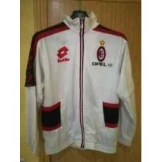 AC MILAN ITALY JACKET FOOTBALL SHIRT JERSEY CAMISETA MAGLIA LOTTO VINTAGE