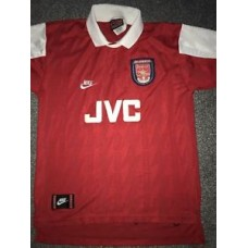 Arsenal Home Shirt 1994/95 Medium Rare And Vintage