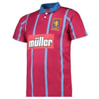 Aston Villa 1994 Retro Football Shirt Jersey Tee Top Mens