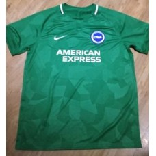 BNWT- BRIGHTON & HOVE ALBION 2018/19 AWAY FOOTBALL SHIRT - MEN SIZE XL. Green