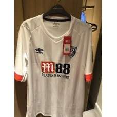 Bnwt Bournemouth Away Shirt Xlarge Ake 5