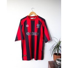 Huddersfield Town 2003/2004 Away Football Shirt, XL: No 25 MATTY YOUNG (Terriers