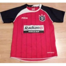 Huddersfield town Mitre football shirt 11-12 years.