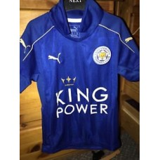Leicester City Football Shirt Age 5-6 Years