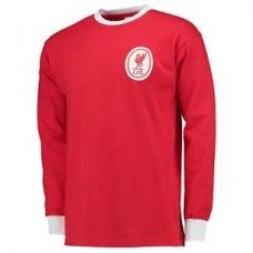 Liverpool 1964 LS Retro Football Shirt Mens