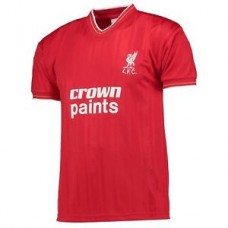 Liverpool 1986 Retro Football Shirt Mens