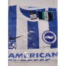 Official Brighton & Hove Albion Home shirt Season 2014/2015 Brand new with tag