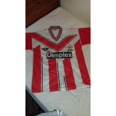 Official Southampton FC Shirt - Retro 93/94 Pony/Dimplex, Size 34-36'' Chest.