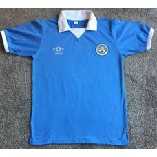 Retro Manchester City 1975-1976 Home Shirt *REDUCED SPECIAL OFFER*