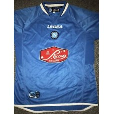 SSC Napoli Home Shirt 2003/04 Mint Condition Small Rare And Vintage