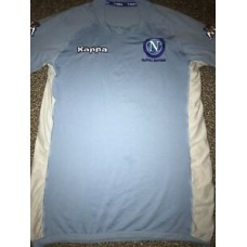 SSC Napoli Home Shirt 2004/05 Large Rare And Vintage