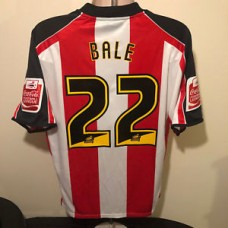 Southampton Football Shirt 2006 2007 Bale Real Madrid Retro Classic Soccer Large