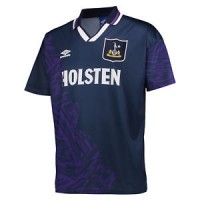 Tottenham Hotspur 1994 Umbro Football Away Retro Shirt Jersey Mens