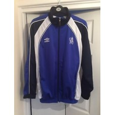 Umbro Chelsea 90s Retro Jacket Size XL/Large Not Score Draw Chelsea 1998/2000