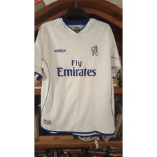 Vintage Umbro Chelsea 2001/02 Away Shirt SIZE LARGE RETRO