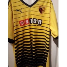 Watford football shirt