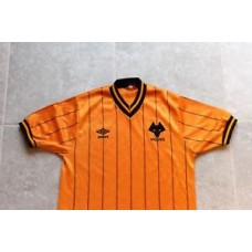 Wolverhampton Wanderers Wolves Shirt Medium Umbro 1982 1985 Original Rare
