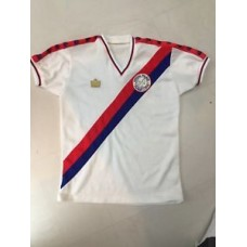 crystal palace football shirt  admiral 1970's   authentic !