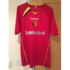 watford fc football shirt